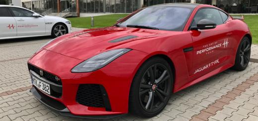 jaguar ftype svr