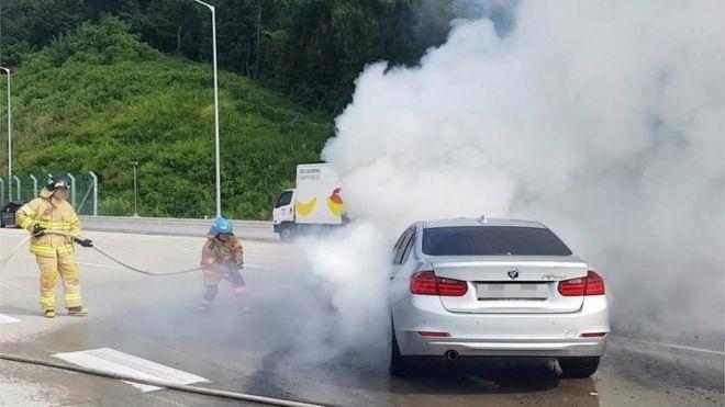 BMW zvolávacia akcia