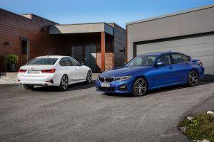 BMW radu 3 exteriér