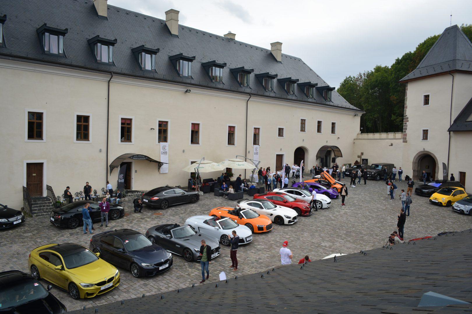 cars&coffee slovakia