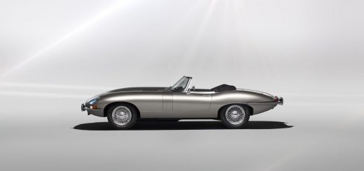 Jaguar etype zero
