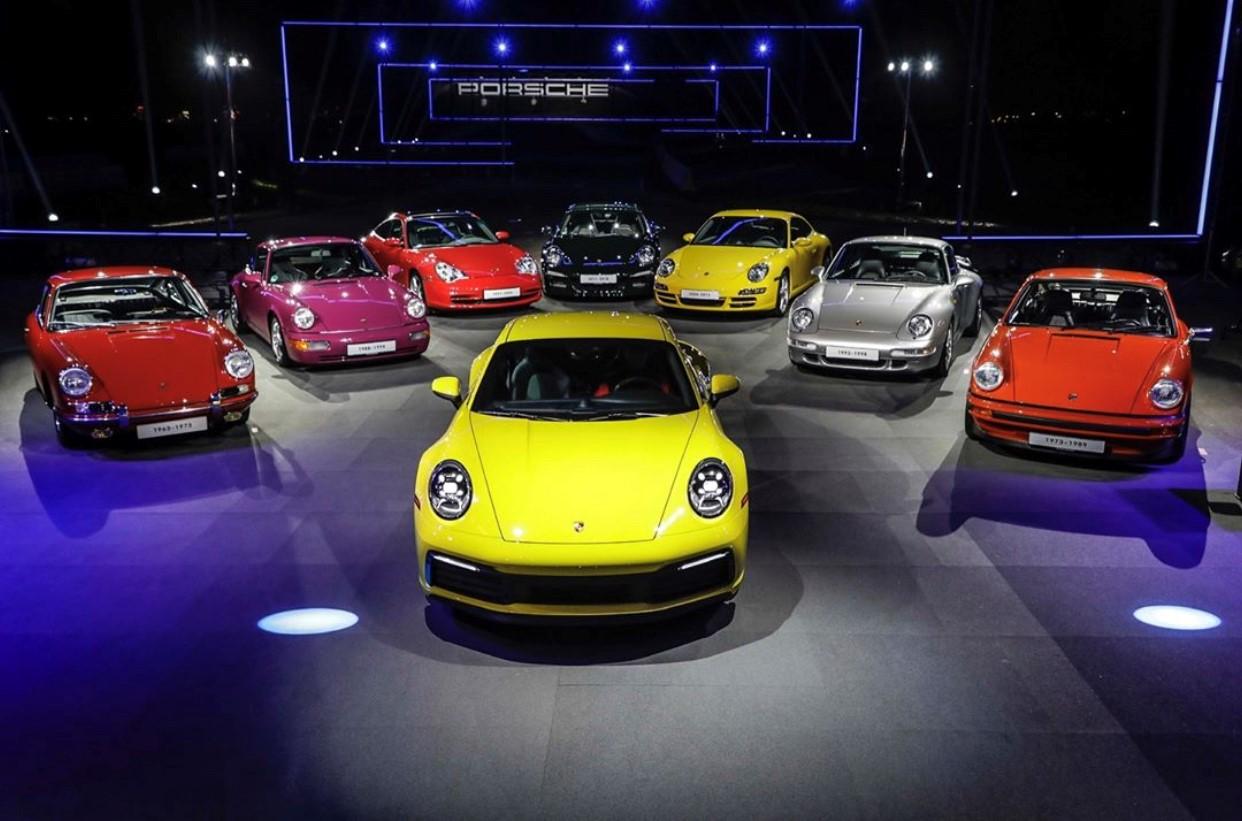 Porsche 911 podlahanews