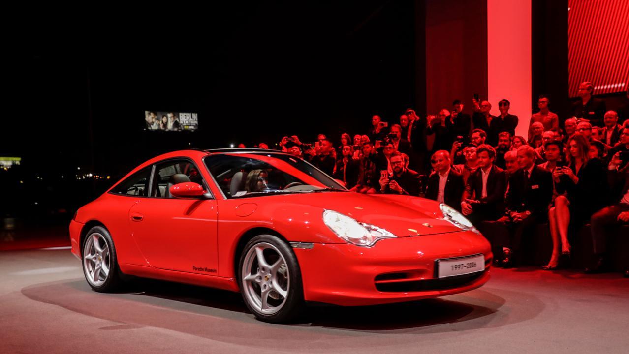 Porsche 991 996