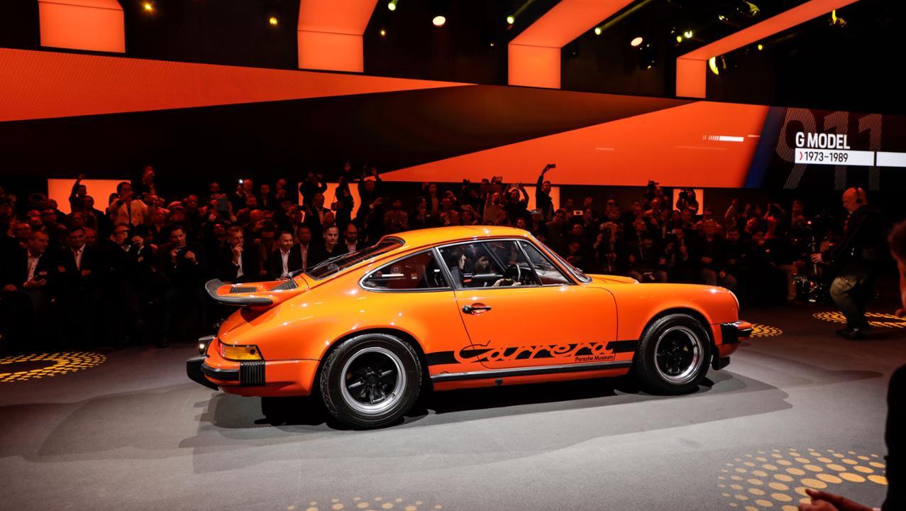 Porsche 911 G-Séria