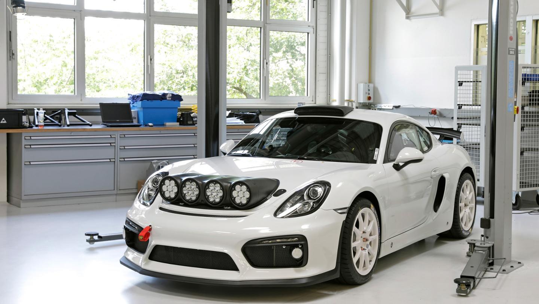 GT4 Rallye 8