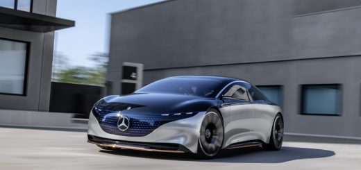 Mercedes-Benz Vision EQS 2019Mercedes-Benz Vision EQS 2019