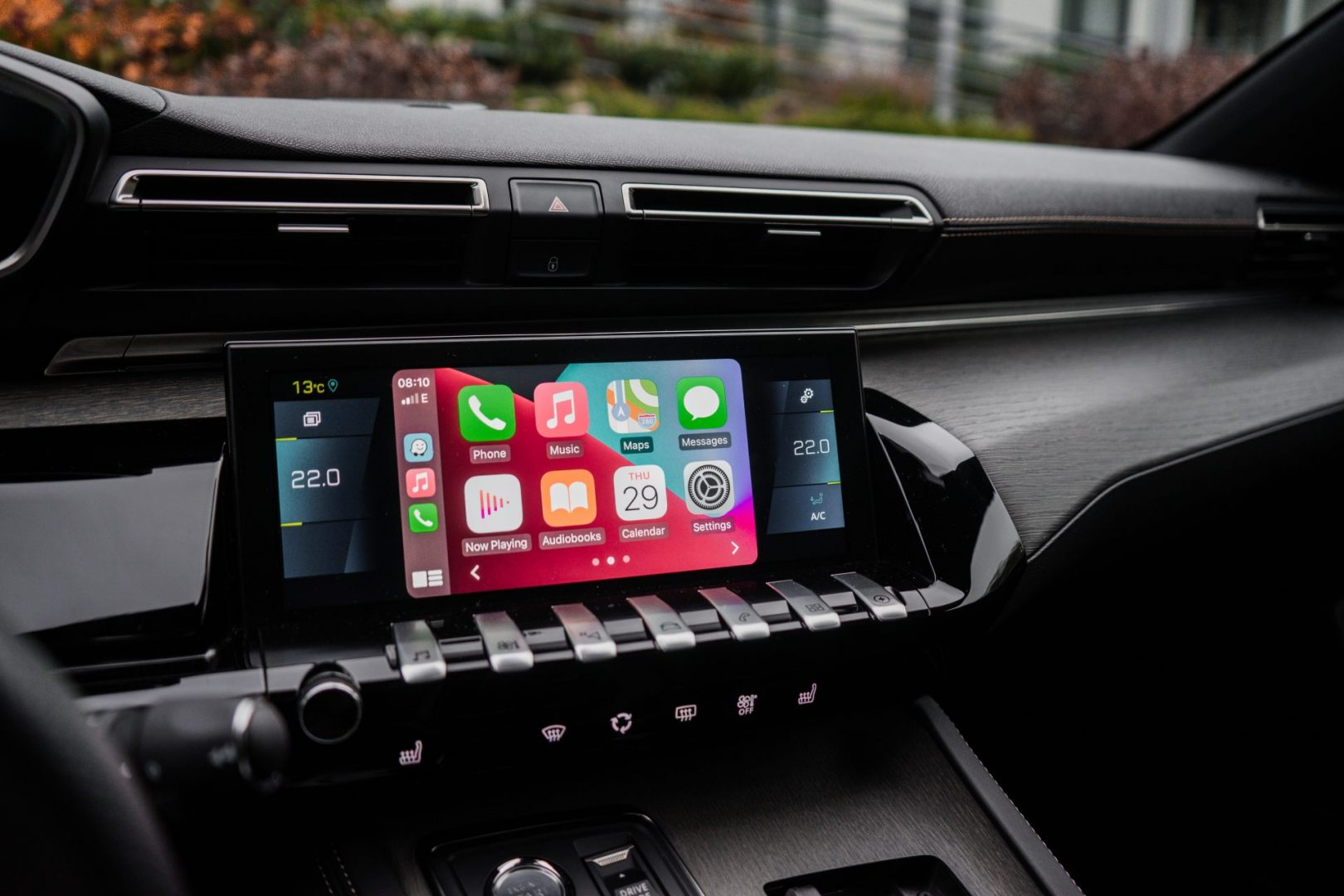 peugeot 508 SW-interier-apple-car-play