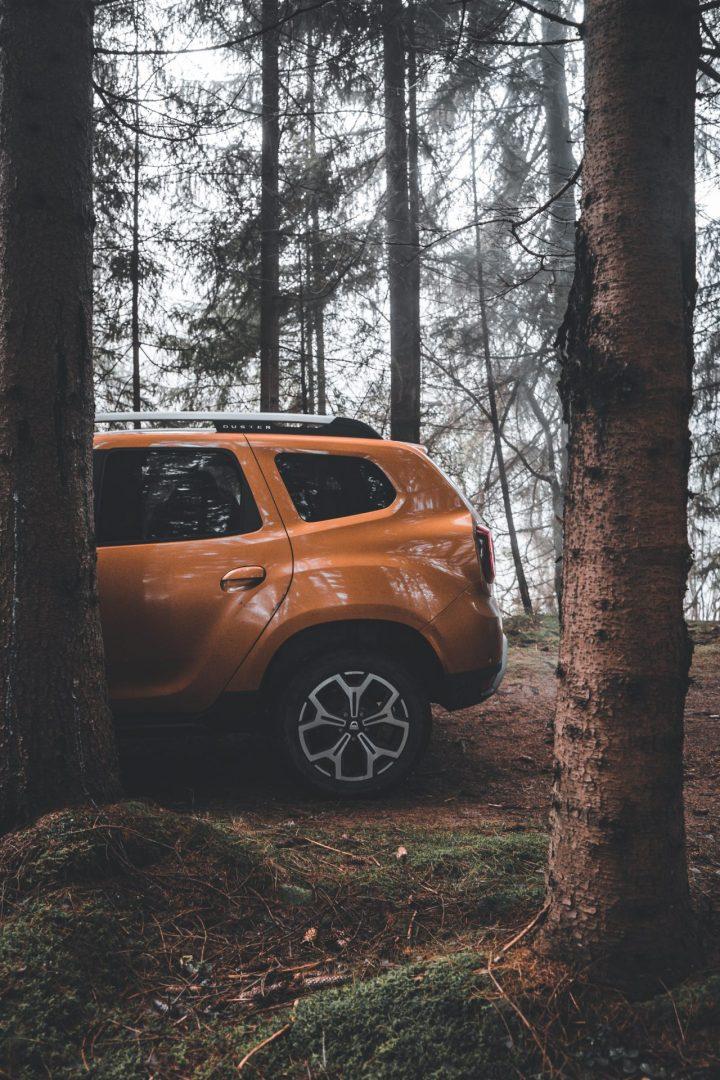 Dacia Duster les