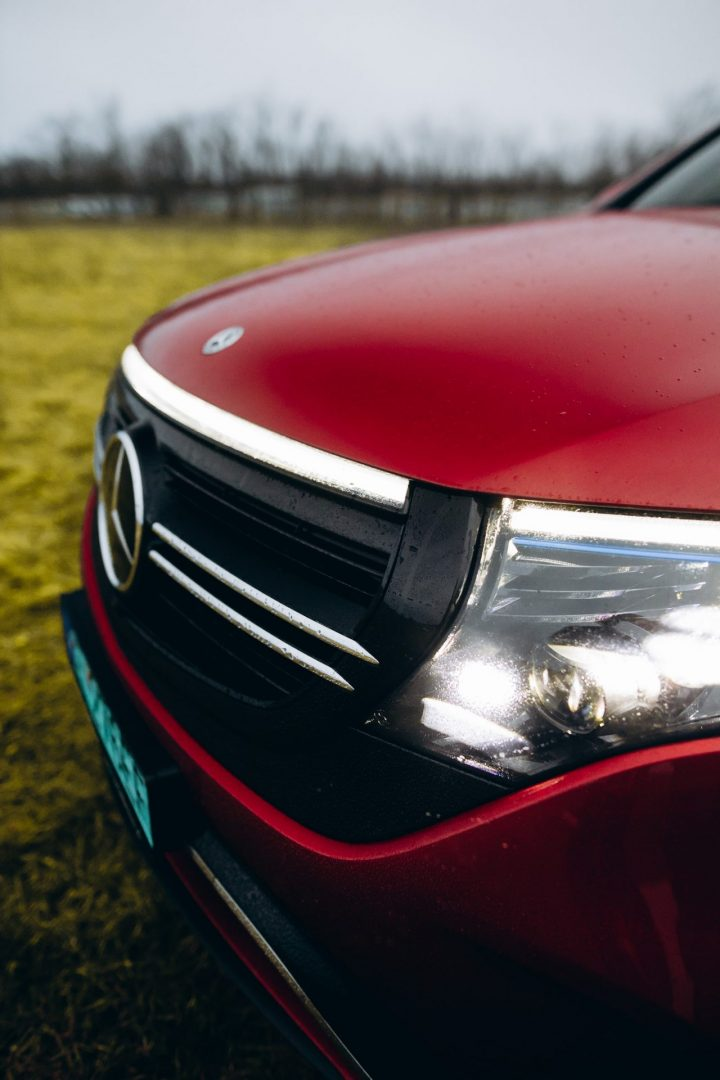 Mercedes-Benz EQC 4Matic