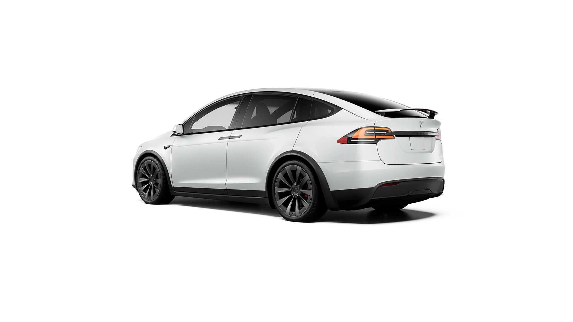 Tesla Model X 2021