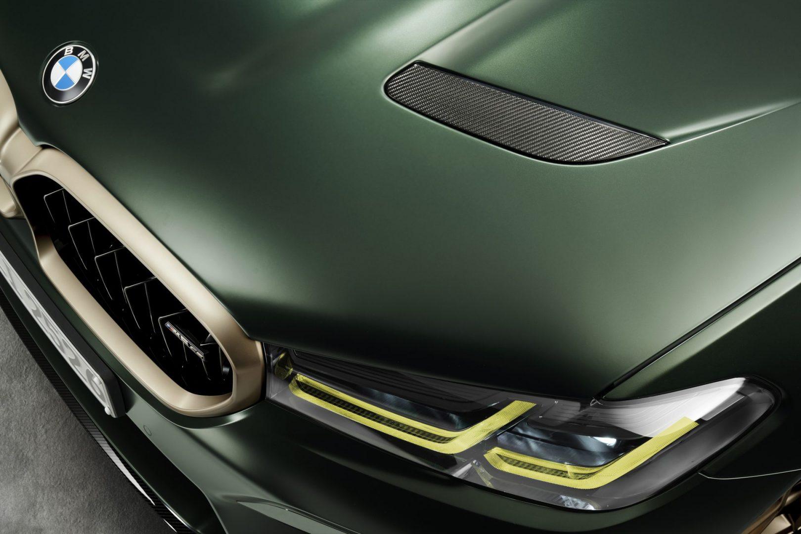 BMW M5 CS detail