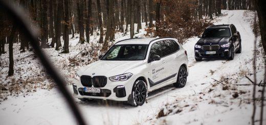 BMW X5 M50d vs. 40i