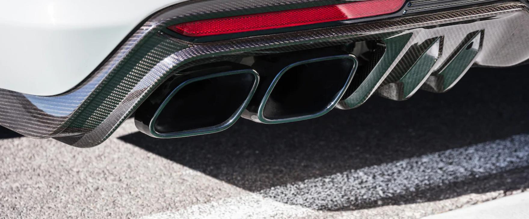 Cadillac CT5-V detail