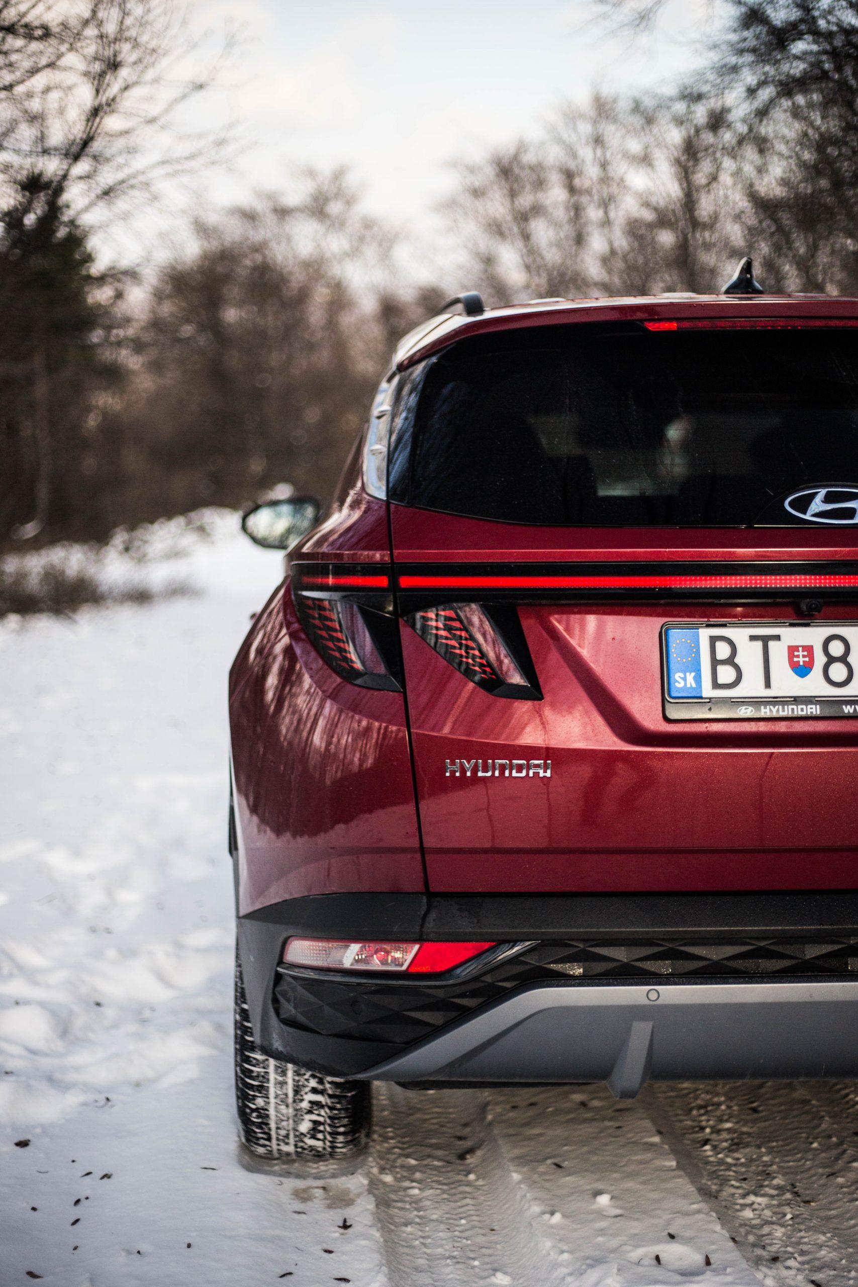 Hyundai Tucson 2021 recenzia