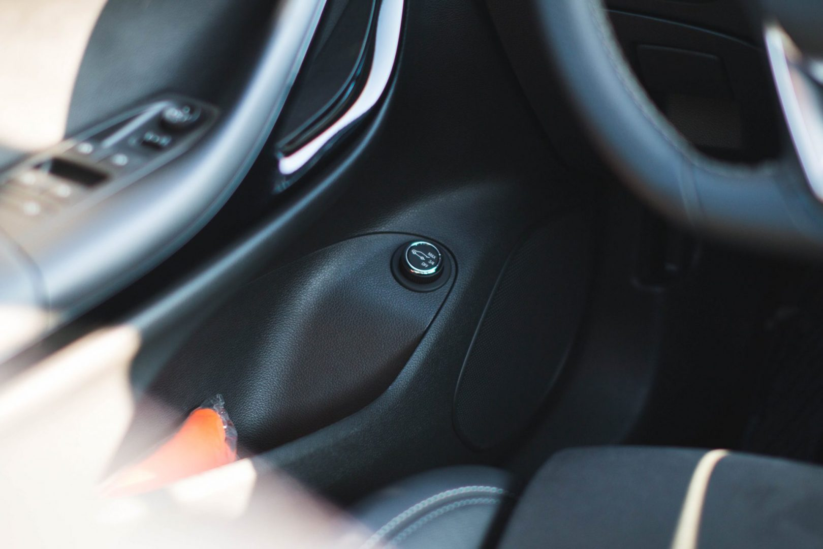 Opel Astra Combi detail
