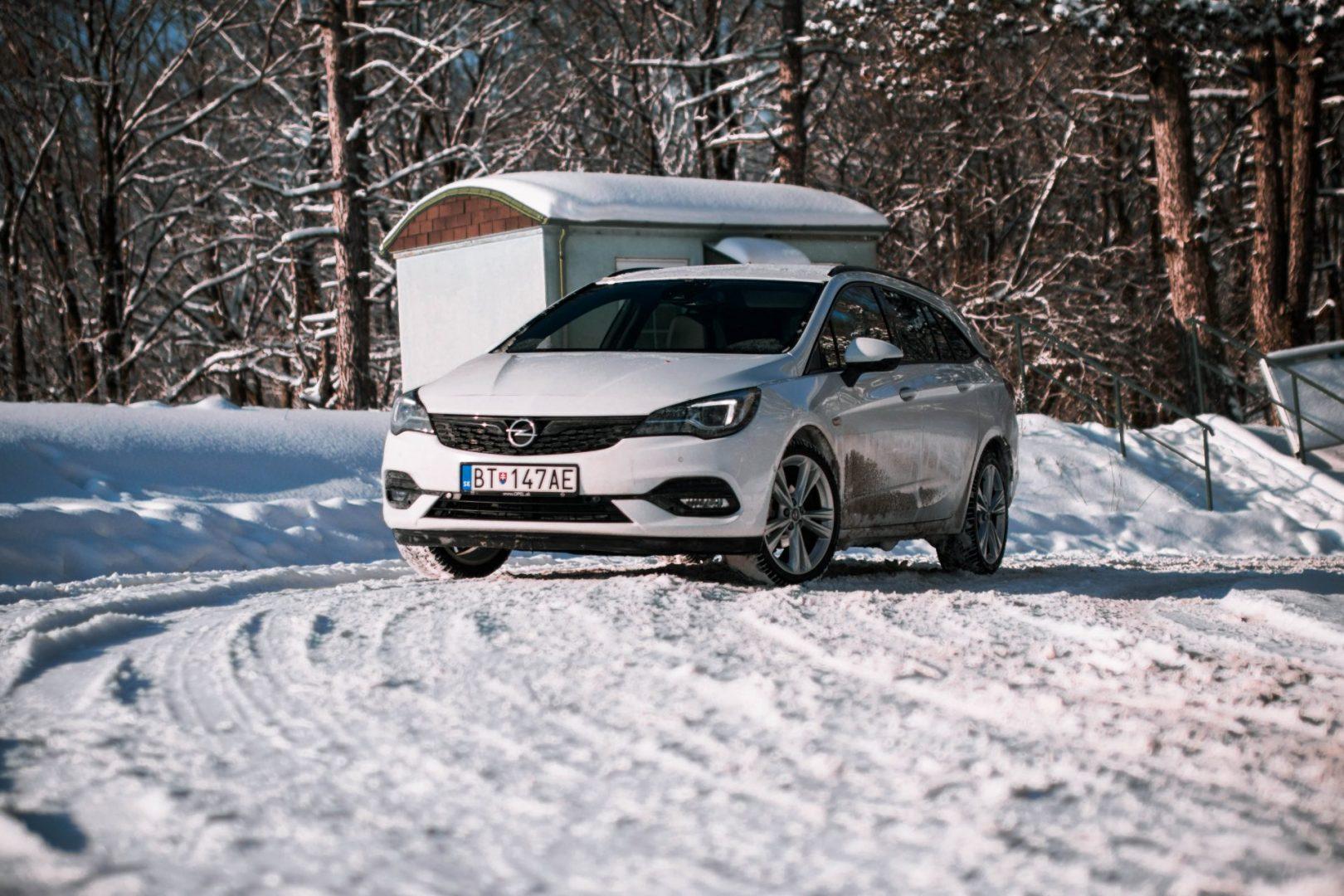 Opel Astra Combi recenzia