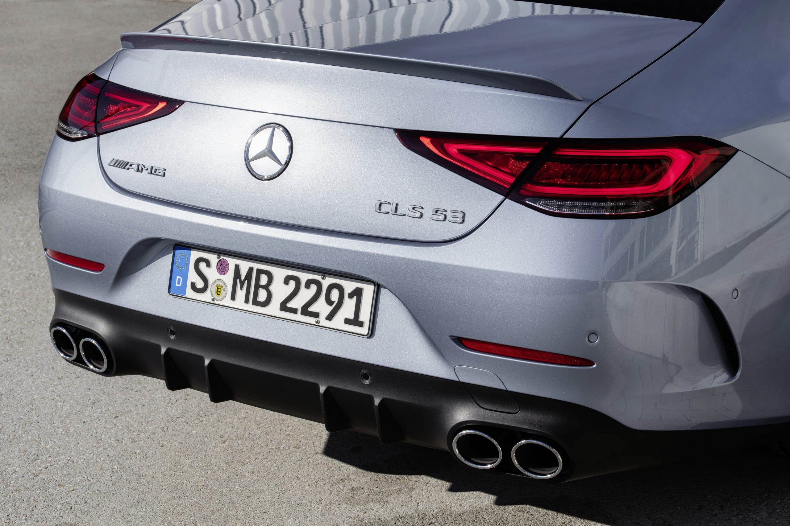 Mercedes-Benz CLS Coupé (BR 257), 2021Mercedes-Benz CLS Coupé 2021