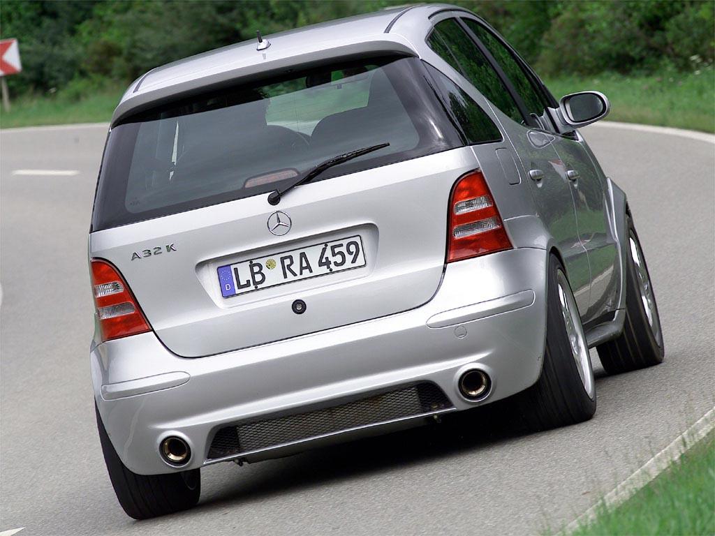 Mercedes-Benz A32 Kompressor HWA