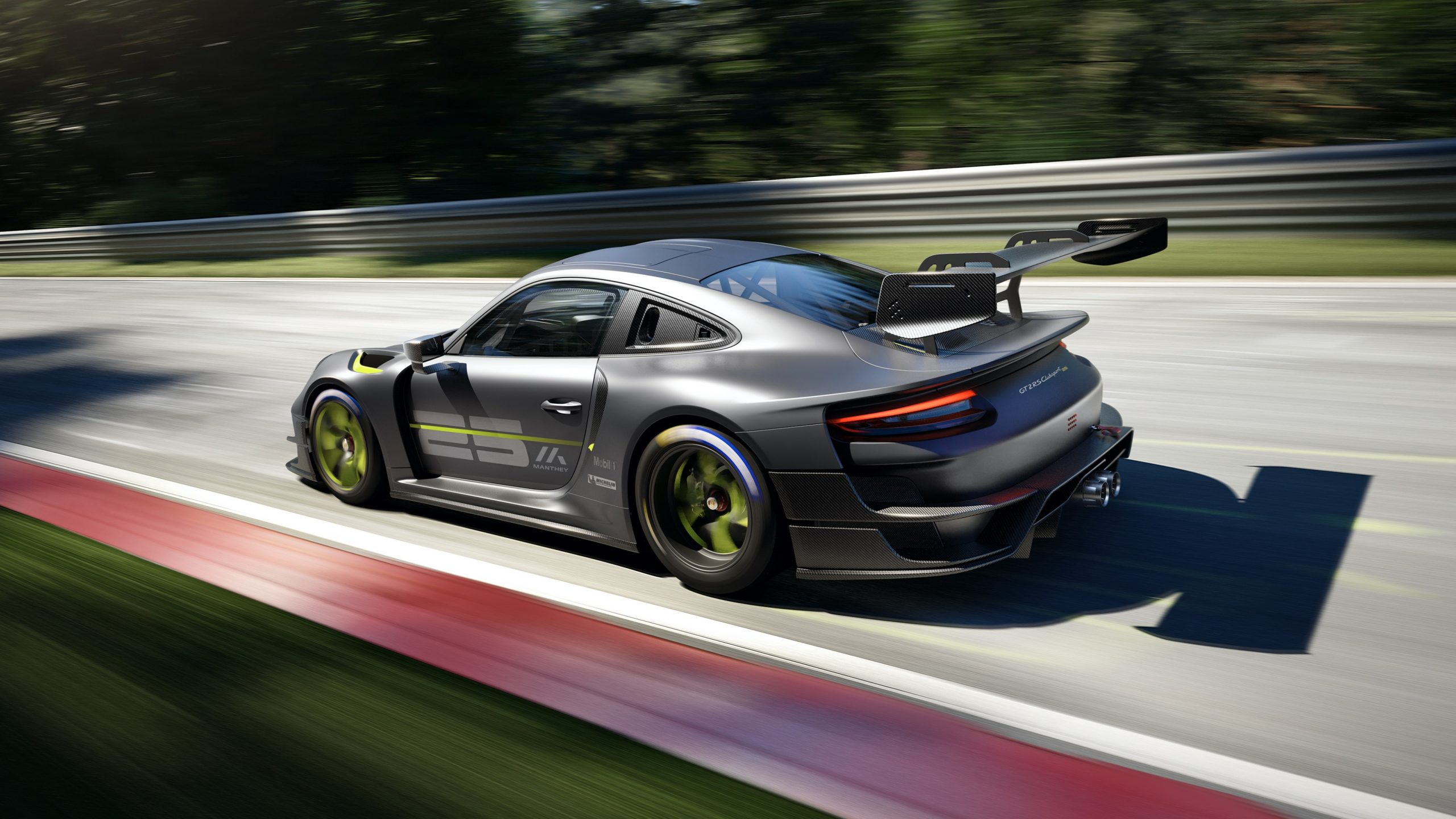 911 GT2 RS Clubsport 25