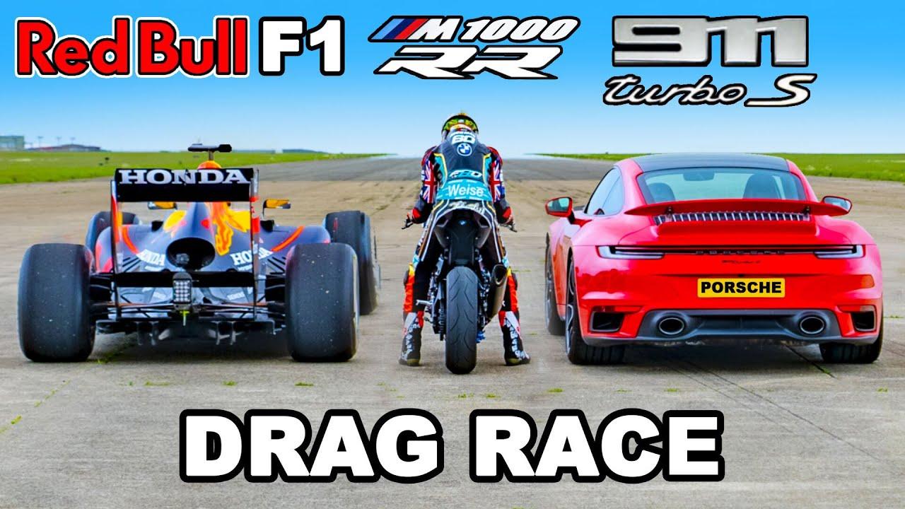 dragrace_f1_911turboS_BMWM1000RR
